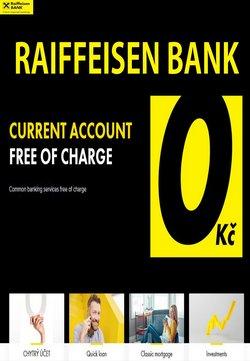 Raiffeisenbank katalog ( Zbývá 8 dní )