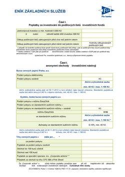 Banky a Služeb akce v Fio Banka katalogu ( Před více než měsícem)