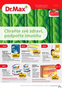 Zdraví a Kosmetika akce v Dr. Max katalogu v Lysá nad Labem ( Zbývá 8 dní )