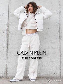 Oblečení, Obuv a Doplňky akce v Calvin Klein katalogu ( Zveřejněno dnes)