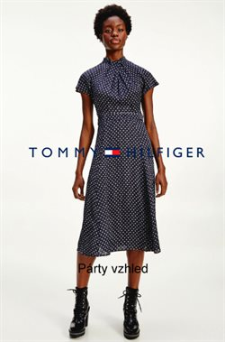 Tommy Hilfiger katalog ( Vypršelo )
