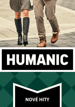 Humanic katalog ( Zbývá 3 dní )