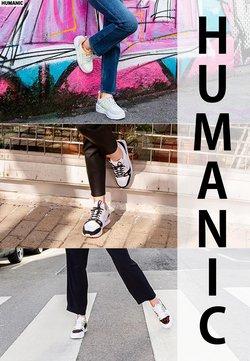 Humanic katalog ( Vypršelo )