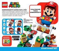 Nintendo nabídky v Praze
