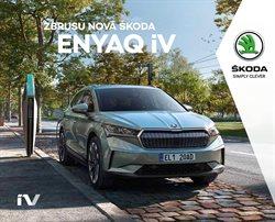 Auto, Moto a Náhradní Díly akce v Škoda katalogu ( Před více než měsícem )