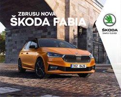 Auto, Moto a Náhradní Díly akce v Škoda katalogu ( Před více než měsícem)