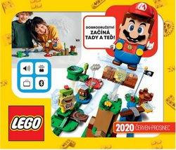 LEGO nabídky v Praze
