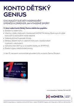 Moneta Money Bank katalog ( Před více než měsícem )