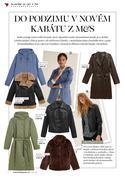 Oblečení, Obuv a Doplňky akce v Marks & Spencer katalogu ( Vyprší zítra)