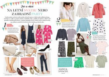 Oblečení, Obuv a Doplňky akce v Marks & Spencer katalogu ( Zveřejněno dnes)