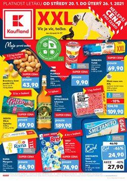 Kaufland katalog ( Zveřejněno včera)