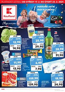 Kaufland katalog ( Vypršelo)