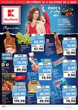 Kaufland katalog ( Vyprší zítra )