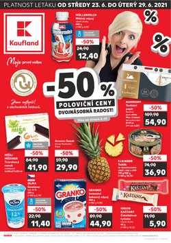 Kaufland akce v Kaufland katalogu ( Zveřejněno včera)