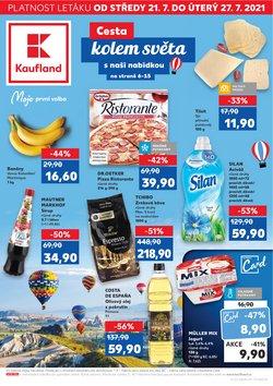 Hyper-Supermarkety akce v Kaufland katalogu ( Platnost vyprší dnes)