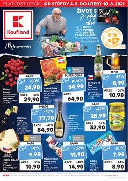 Hyper-Supermarkety akce v Kaufland katalogu ( Zbývá 4 dní)