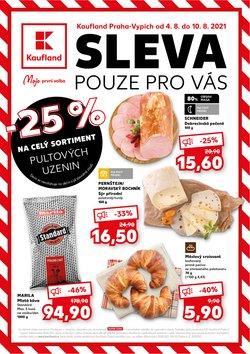 Hyper-Supermarkety akce v Kaufland katalogu ( Zveřejněno včera)