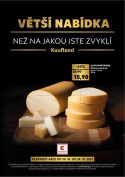 Hyper-Supermarkety akce v Kaufland katalogu ( Zveřejněno dnes)