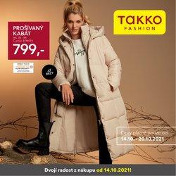 Oblečení, Obuv a Doplňky akce v Takko katalogu ( Platnost vyprší dnes)
