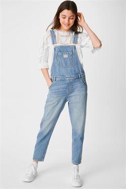 Oblečení, Obuv a Doplňky akce v C&A katalogu ( Zbývá 2 dní )