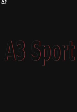 A3 sport katalog ( Zbývá 7 dní )