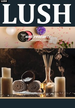 Lush katalog ( Zbývá 8 dní )