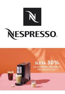 Nespresso akce v Nespresso katalogu ( Zbývá 8 dní)