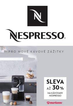 Nespresso akce v Nespresso katalogu ( Vyprší zítra)