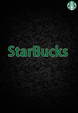 Starbucks katalog ( Vypršelo )