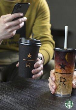 Restaurace akce v Starbucks katalogu ( Zveřejněno dnes)