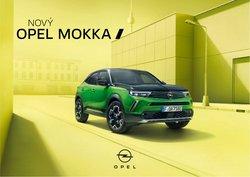 Auto, Moto a Náhradní Díly akce v Opel katalogu ( Zveřejněno dnes)