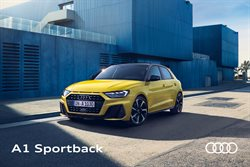 Audi akce v Audi katalogu ( Před více než měsícem)
