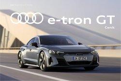 Auto, Moto a Náhradní Díly akce v Audi katalogu ( Zbývá 4 dní)