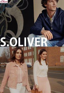 Oblečení, Obuv a Doplňky akce v S.Oliver katalogu ( Platnost vyprší dnes )