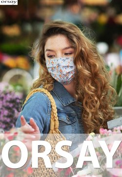 Orsay katalog ( Vypršelo )