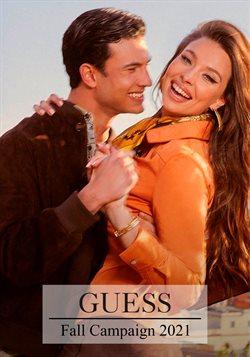 Guess akce v Guess katalogu ( Před více než měsícem)
