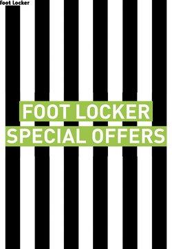 Foot Locker katalog ( Zveřejněno dnes )