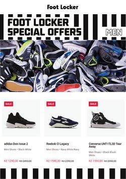 Sport akce v Foot Locker katalogu ( Zveřejněno dnes)