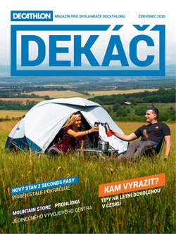 Decathlon katalog ( Zbývá 9 dní )