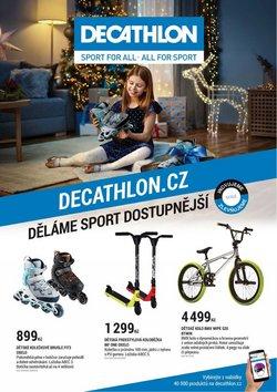 Decathlon katalog ( Zveřejněno včera )