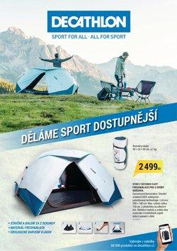Sport akce v Decathlon katalogu ( Zbývá 14 dní)