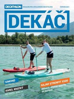 Sport akce v Decathlon katalogu ( Zbývá 30 dní)