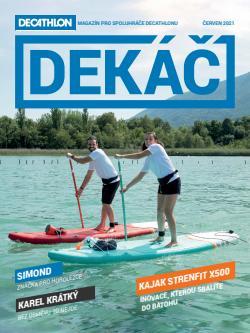 Sport akce v Decathlon katalogu ( Zveřejněno dnes)