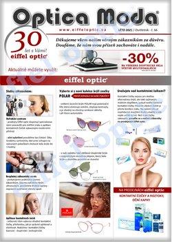 Zdraví a Kosmetika akce v Eiffel Optic katalogu ( Zveřejněno včera)