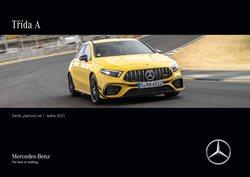 Mercedes Benz akce v Mercedes Benz katalogu ( Před více než měsícem)
