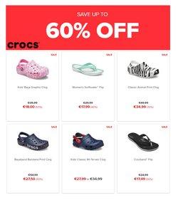 Crocs akce v Crocs katalogu ( Zbývá 9 dní)