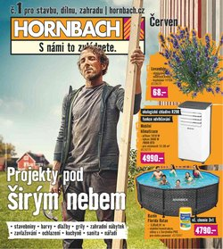 Bydlení a Nábytek akce v Hornbach katalogu ( Zbývá 6 dní)