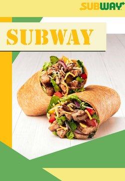 Subway katalog ( Vypršelo )