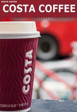 Costa Coffee katalog ( Vyprší zítra )