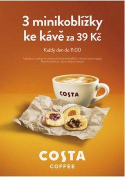 Restaurace akce v Costa Coffee katalogu ( Před více než měsícem)